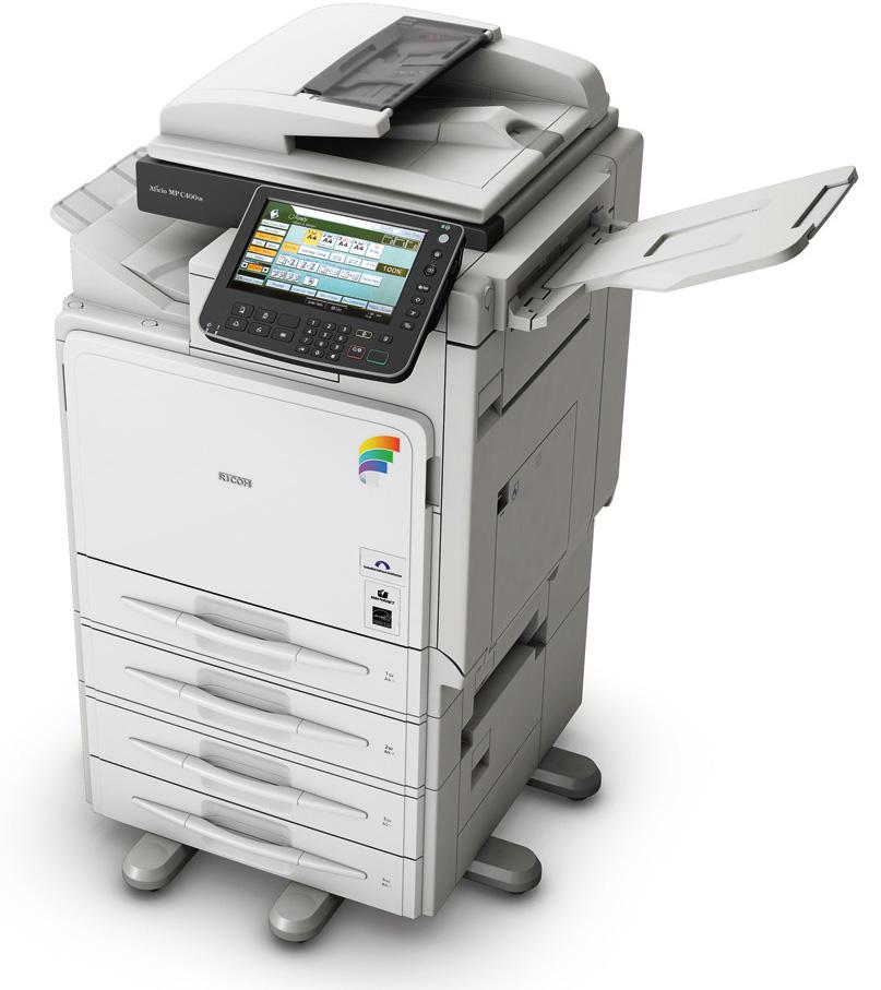 AficioMPC300 C400 1 Alquiler Fotocopiadoras