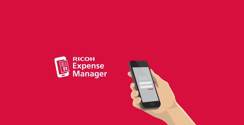 Ricoh expense manager Las multifuncionales Ricoh incorporan la digitalización certificada de gastos con la app Ricoh Expense Manager