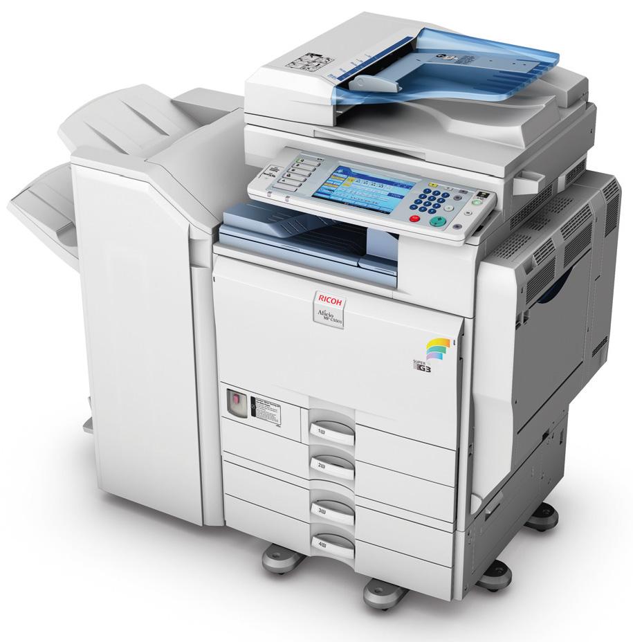 RicohMPC4501 C5501 1 Alquiler Fotocopiadoras